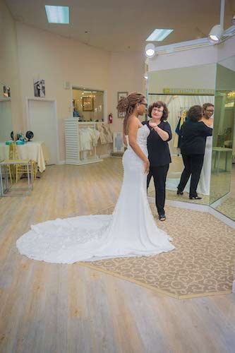 Truly Forever Bridal Wedding Dress Alterations Wedding Gown